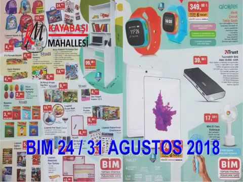 BİM 24 - 31 Ağustos 2018 Cuma Aktüel Ürünleri İndirim Kataloğu iphone 6 Fiyat