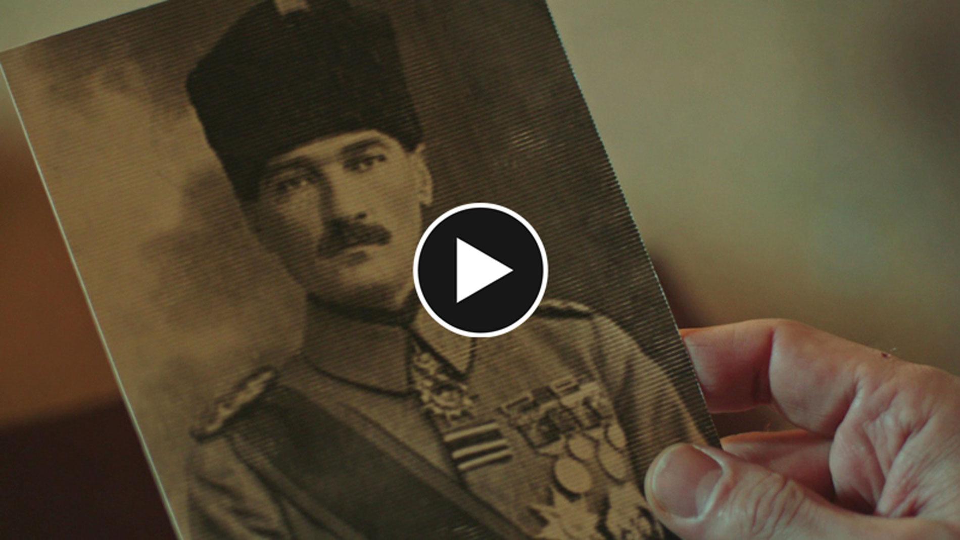 Vatanım Sensin 3. bölüm fragmanı full izle Mustafa Kemal Atatürk 10 Kasım Özel