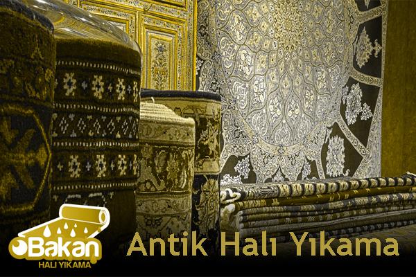 Antique carpet washing Istanbul
