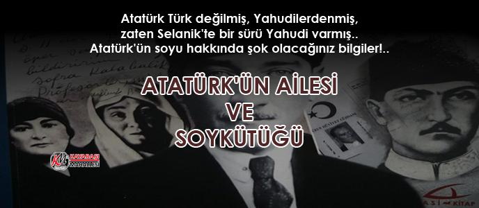 Atatürk'ün Annesi Zübeyde Hanım, Babası Ali Rıza Efendi Kimdir? İşte Hayatı! Türk müymüş, Yahudi miymiş, Müslüman mıymış! Soyağacı (Soykütüğü)