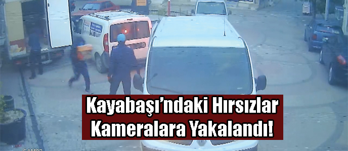 Başakşehir Kayabaşı'ndaki Hırsızlık Saniye Saniye Kamerada (Hırsızlık olayları video haberleri İstanbul)