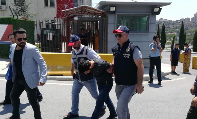 Başakşehir'de 14 yaşındaki kız çocuğunu taciz eden sapık yakalandı