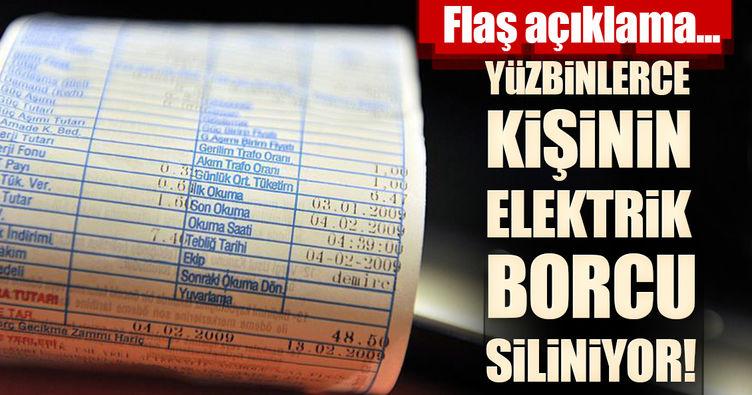 Elektrik Borçlarına Af 2018 CK Boğaziçi Elektrik Affı 2019 Borç Sorgulama Borcu Taksitlendirme