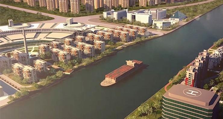 Kanal İstanbul Projesi Güzergahı Netleşti (2017 Son Durum Haberleri Haber)