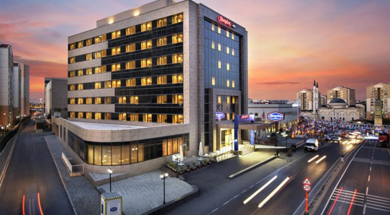 Kayaşehir Hampton by Hilton Otel İstanbul Başakşehir