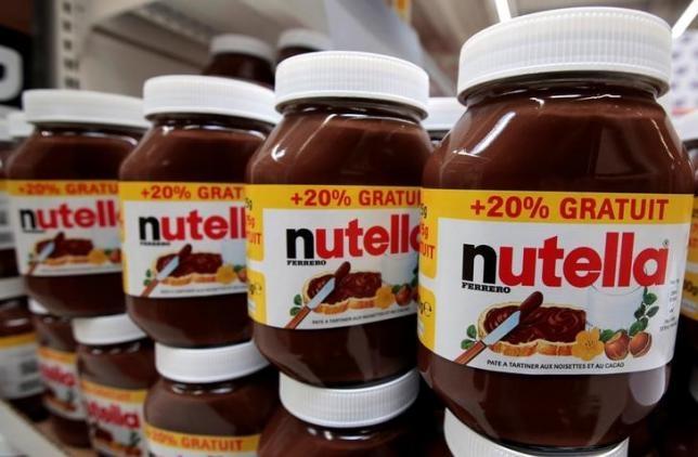 Nutella kanserojen madde içerdiği için raflardan kaldırılıyor!