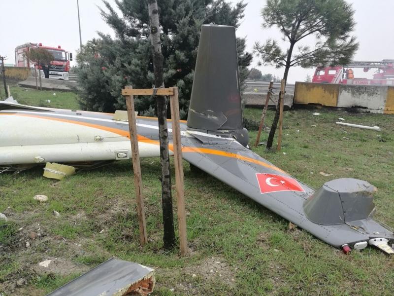 Son dakika: İstanbul Büyükçekmece'de helikopter kazası Beylikdüzü'nde Tüyap kulesine çarpıp düştü! Düşme anı videosu izle