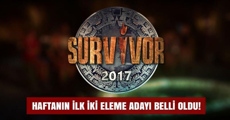 Survivor 18 Haziran 2017 kim elendi, kim kazandı?