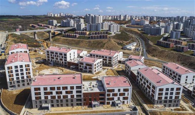 TOKİ'nin Kayaşehir Evleri satışa sunuldu - istanbul projeleri başvuru tarihleri 2018