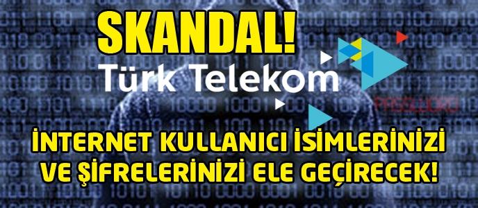 Türk Telekom, ABD'den Facebook, instagram Twitter şifre kırma öğrenme programı aldı! 2016
