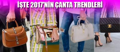 2017 Bayan Çanta Modelleri ve Trendleri Nelerdir?
