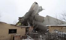 Bişkek'te düşen uçağın sahibi ACT Havayolları'ndan kahreden açıklama