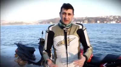 Altın Elbiseli Adam Barkın Bayoğlu öldü! Altin Adam Barkin Bayoglu kimdir: nerede nasıl kaza yaptı öldü mü? Youtube