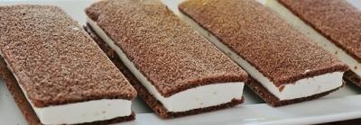 Evde Süt Dilimi Nasıl Yapılır? Kinder Kakaolu Süt Burger Tarifi Yapılışı Kek Yapımı Oktay Usta