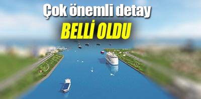 Kanal İstanbul projesi güzergahı ile ilgili bomba haber!