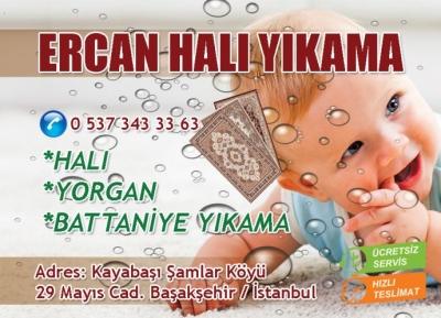 Kayaşehir Halı Yıkama Ercan Halı Yıkama Fabrikası Merkez AVM Kayabaşı Başakşehir Bahçeşehir Arnavutköy
