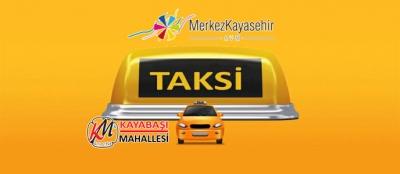 Kayaşehir Taksi Durağı Telefon Numarası TOKİ Merkez AVM Başakşehir