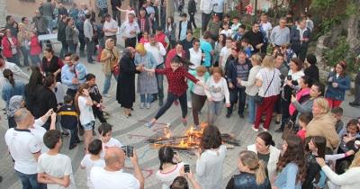 Mahmutbey Selanikliler Gölbe Bayramı ve Hıdrellezi kutladı