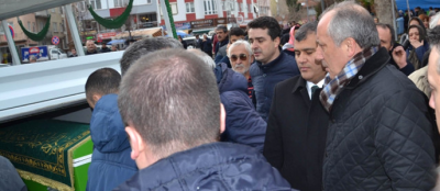 Selanikli Milletvekili Muharrem İnce'nin kayınvalidesi Nesrin Yaman vefat etti