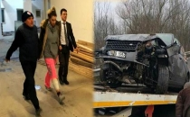 Sıla Gençoğlu trafik kazası yaptı!