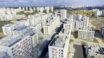 TOKİ İstanbul Kayaşehir'de 600 lira taksitle daire satacak