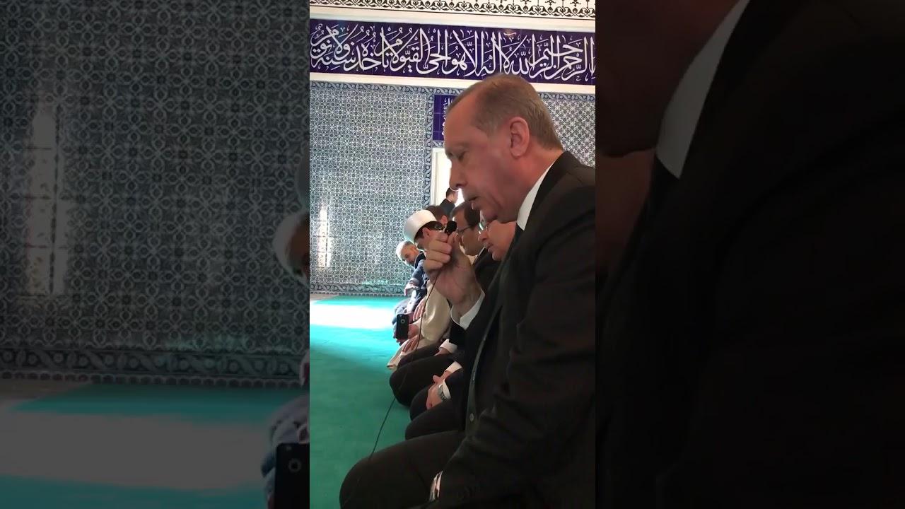 Cumhurbaşkanı Erdoğan'dan muhteşem Kur'an-ı Kerim ziyafeti