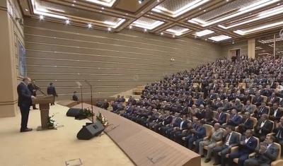 Erdoğan'dan Altın Hızma türkülü Kerkük'ten vazgeçmeyiz mesajı