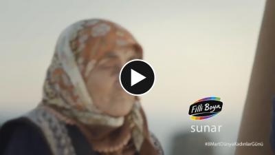 Filli Boya Kadınlar Günü Reklamı Anca Beraber Kanca Beraber 2017