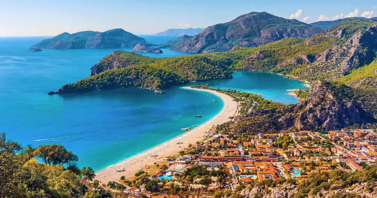 Türkiye'de Tatil Yerleri