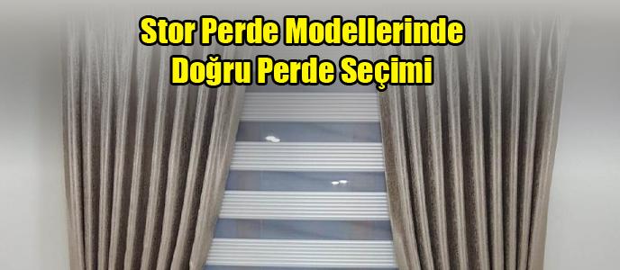 Stor Perde Modelleri ve Fiyatları