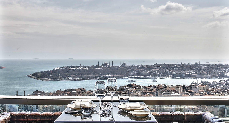 Akşam yemeği mekanları İstanbul Raika