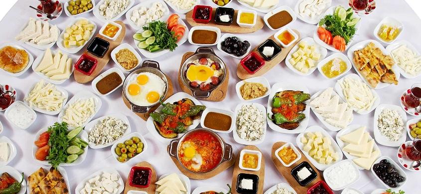 İstanbul kahvaltı mekanları