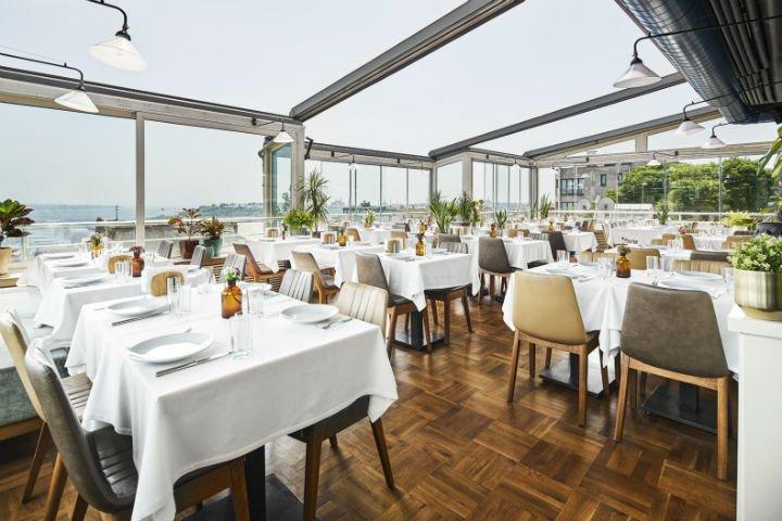Romantik akşam yemeği mekanları İstanbul Leb-i Derya