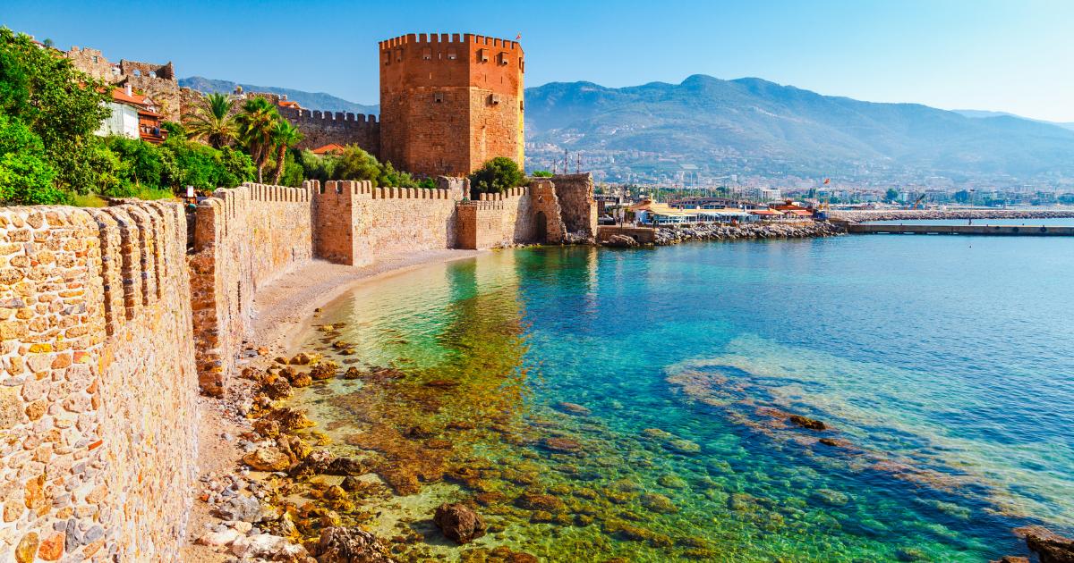 Türkiye'de Tatil Yapılacak Yerler