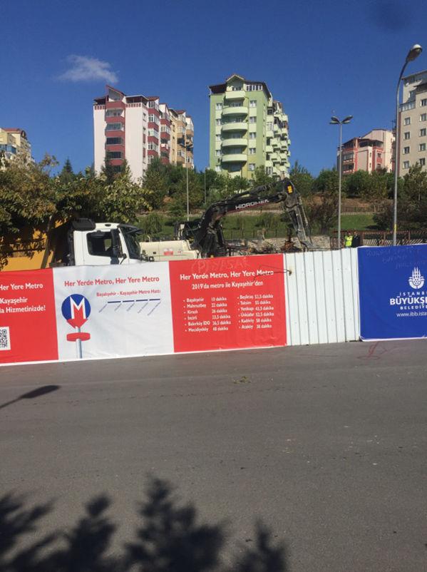 M3 Başakşehir Kayaşehir Metro Hattı Ne Zaman Açılacak Nerelere Gidecek Nereden Geçecek?