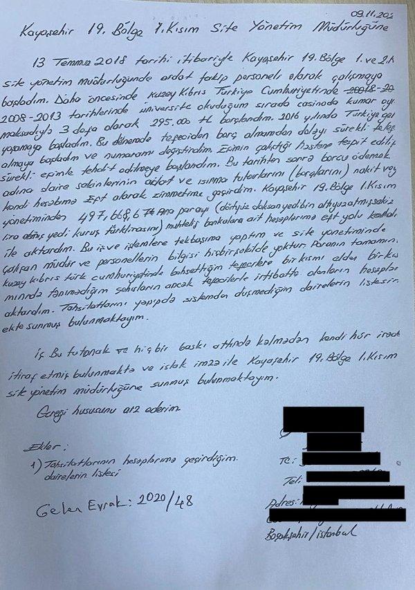 Kayabaşı'nda 500 Bin TL'lik Vurguna Suç Duyurusu