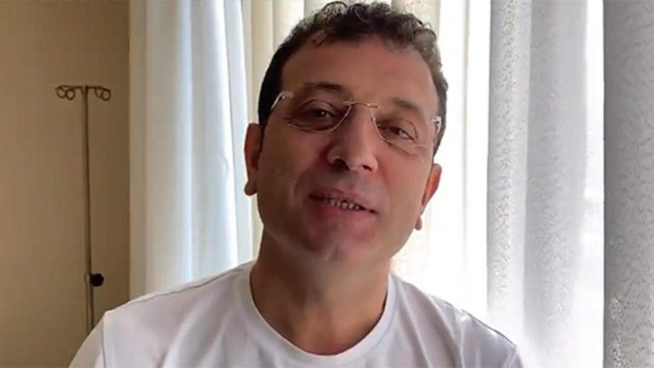 Ekrem İmamoğlu: Covid 19 testim pozitif çıktı
