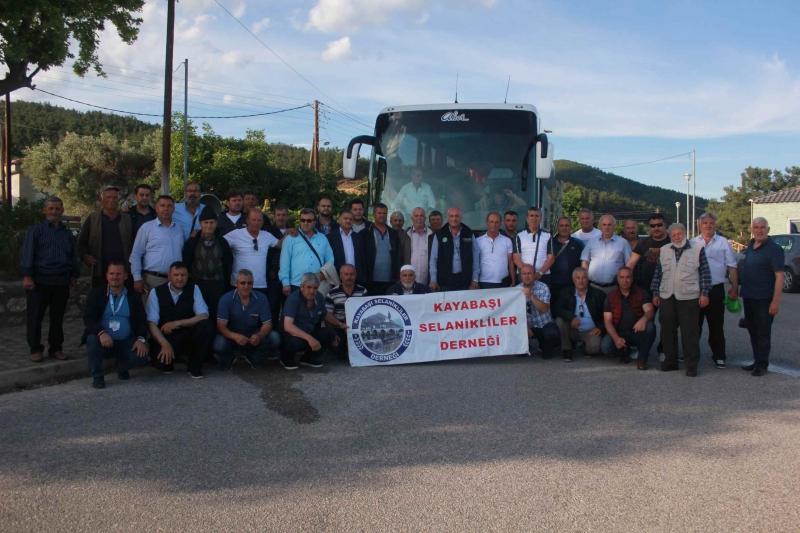 Kayabaşı Selanikliler Derneği Selanik Gezisi 2017