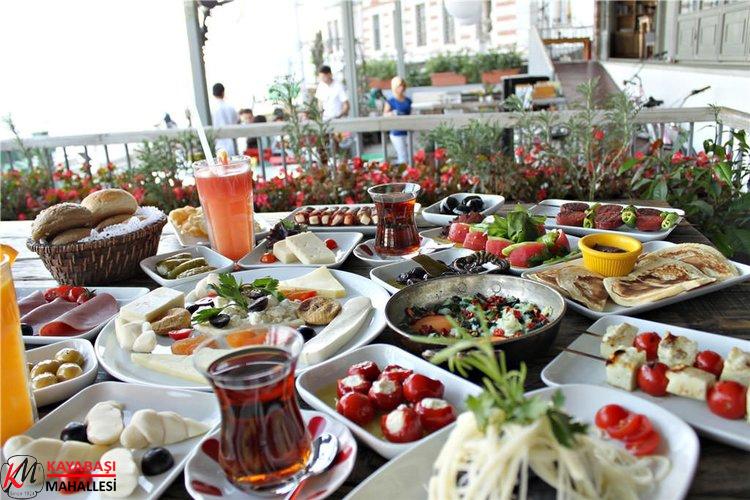 İstanbul Kahvaltı Mekanları ve Yerleri Avrupa Anadolu Yakası