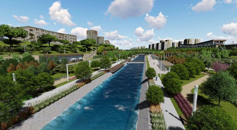 TOKİ İstanbul Başakşehir Kayabaşı Kayapark Projesi