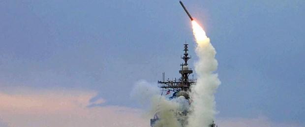 Amerika'nın Suriye'ye Yaptığı Hava Saldırısında Fırlattığı Tomahawk Füzesi Nedir? Tomahawk Füzelerinin Özellikleri Tomahawk Füze Fiyatı (Sputnik)