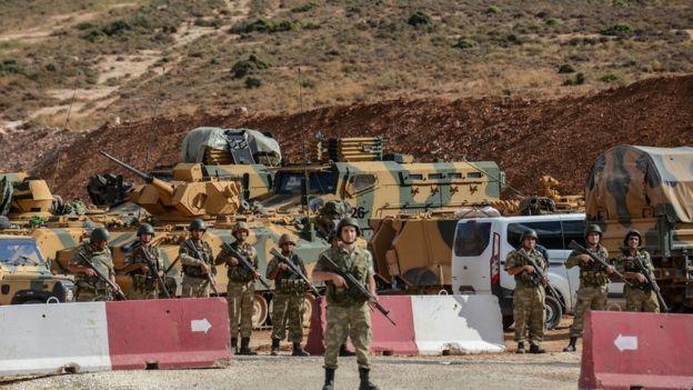 Afrin Olayi Nedir? Afrin'den Görüntüler Zeytin Dalı Harekatı Operasyonu Görüntüleri