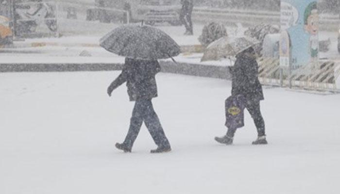 AKOM'dan son dakika uyarısı: İstanbul'a şiddetli kar yağacak!