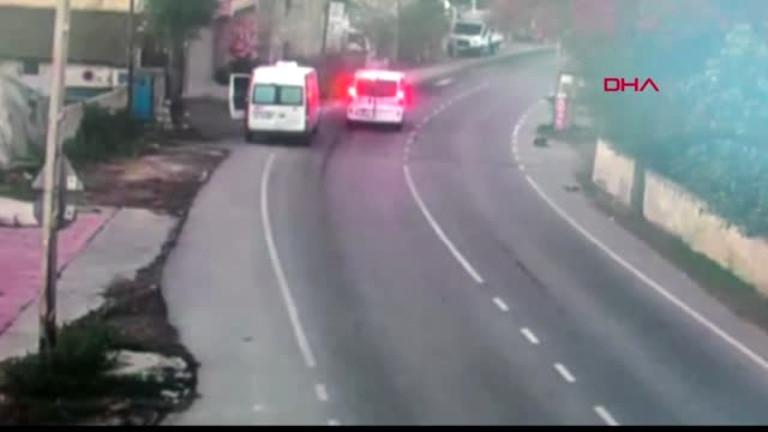 Başakşehir Kayabaşı'ndaki gıda hırsızları kamerada