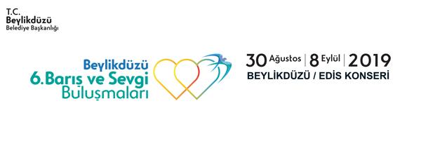 Beylikdüzü Konser 2019 - 6. Barış Ve Sevgi Buluşmaları 2019 8 Eylül 2019 Edis Konseri
