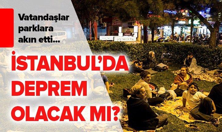 İstanbul'da Deprem Bekleniyor Mu?