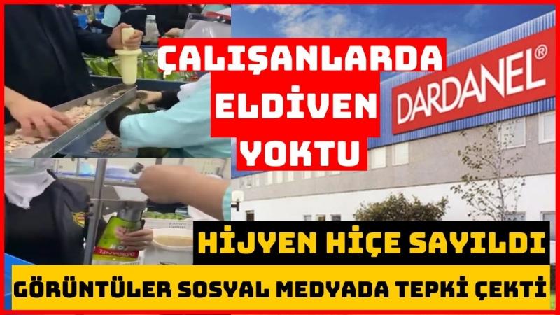 Dardanel: bu tüm dünyada bu şekilde