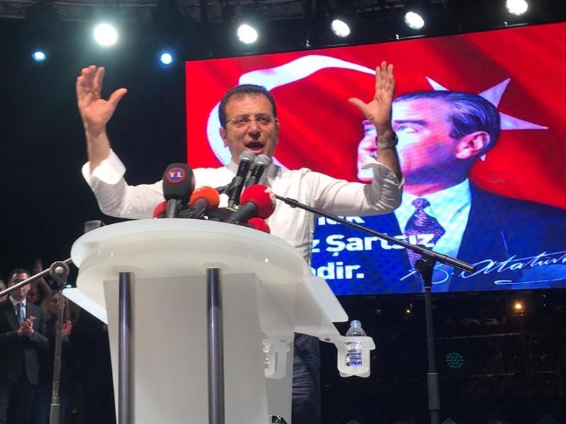 Ekrem İmamoğlu Açıklama Son Dakika Canlı Twitter Konuşması