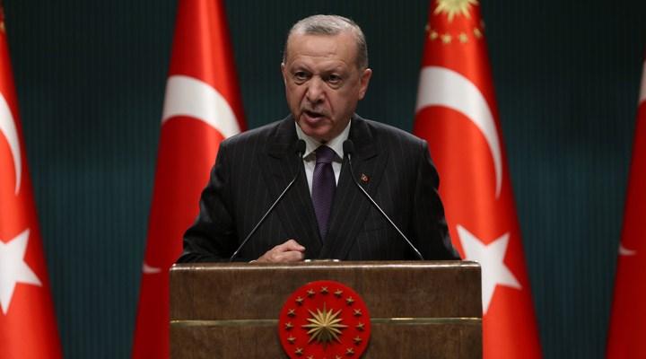 Erdoğan, Kanal İstanbul'un bu ay başlayacağını duyurdu