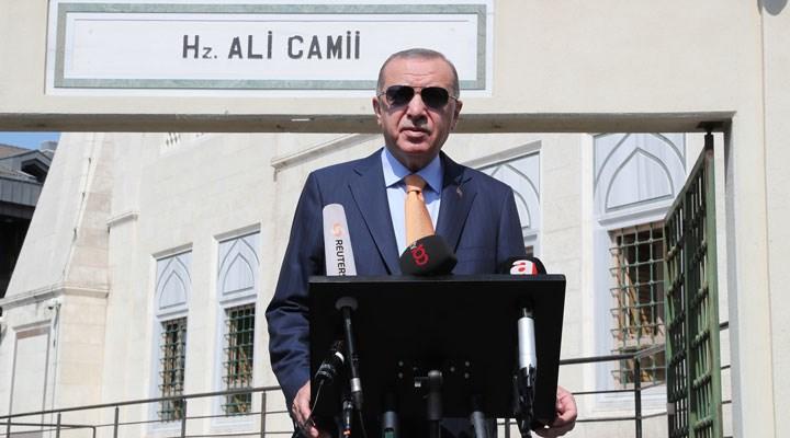 Erdoğan, halkımız dikkat etmedi, tekrar işi sıkmak durumundayız açıklaması ile sokağa çıkma yasağı var mı sorusunu akıllara getirdi